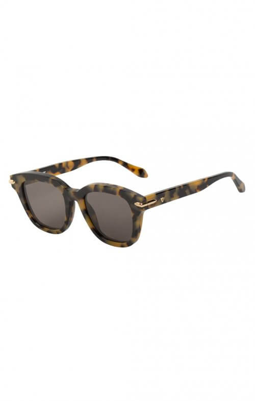 valley brake sunglasses yellow tortoise gold