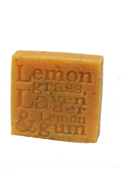 CORRYNNES SOAP LEMONGRASS LAVENDER LEMONGUM