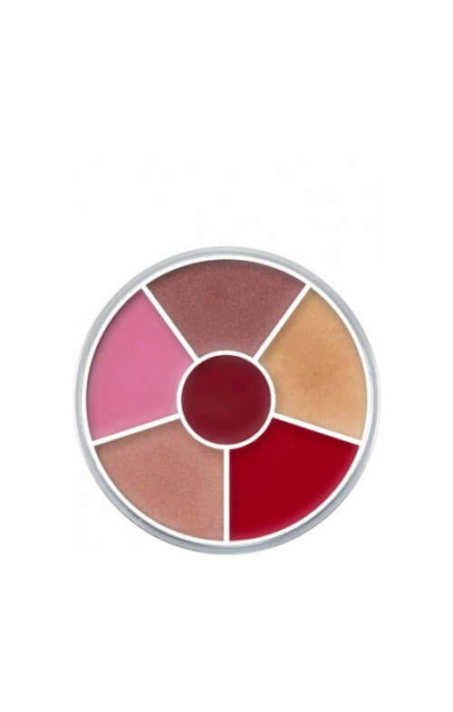 kryolan lip shine circle wheel