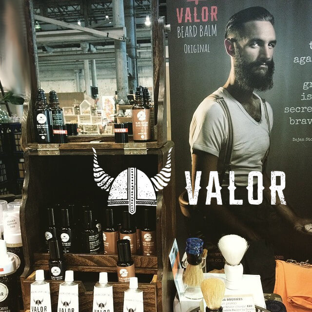 shave with valor