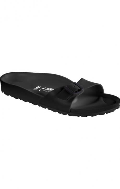 birkenstock madrid eva foam black