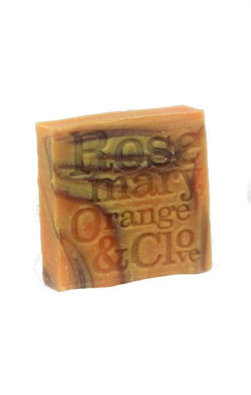 CORRYNNES SOAP ROSEMARY ORANGE CLOVE
