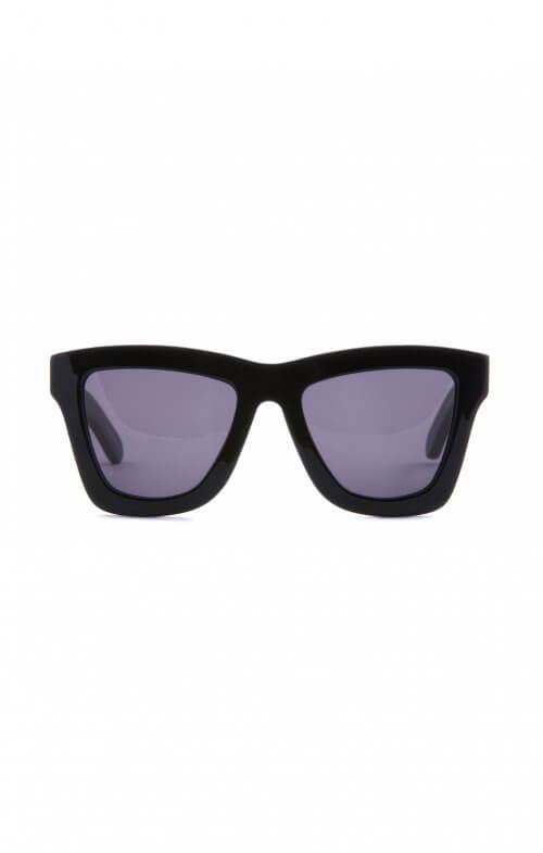 valley db sunglasses black gloss