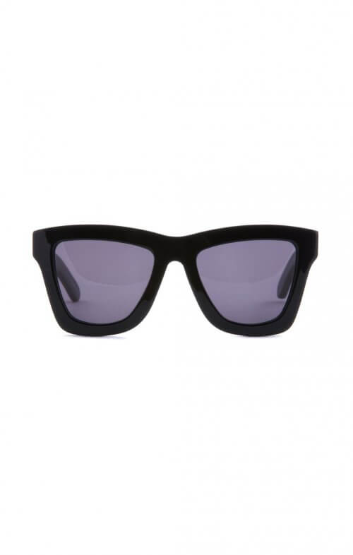 valley db sunglasses black gloss
