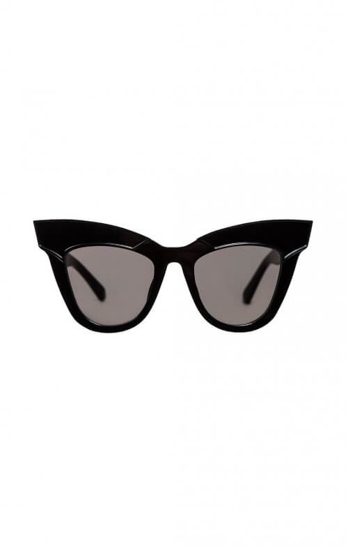 valley eyewear depotism sunglasses gloss black