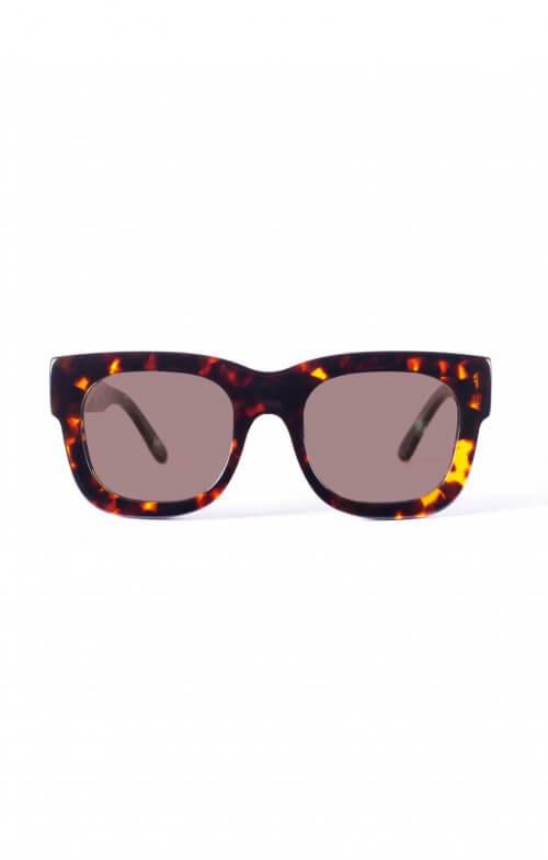 valley eyewear parasitos sunglasses dark tortoise