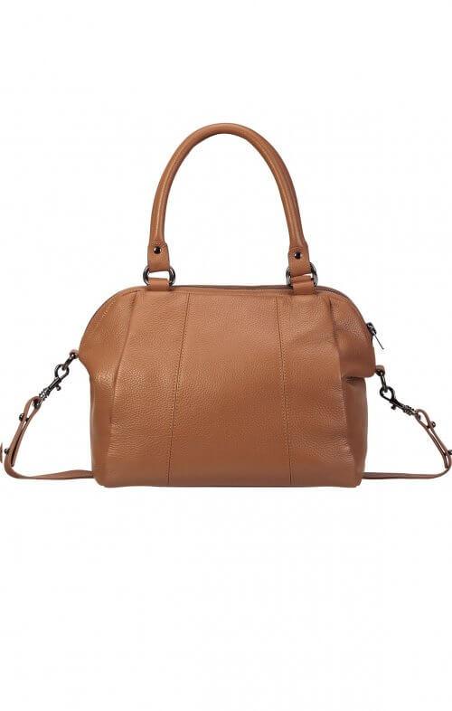 status anxiety force of being handbag tan2