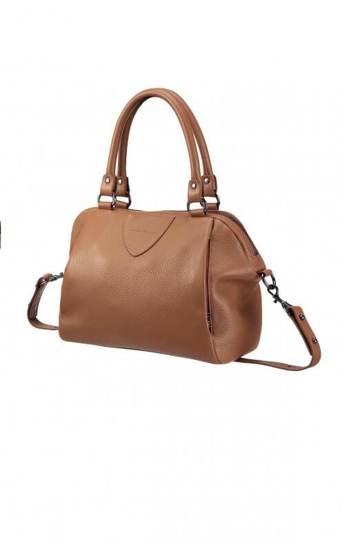 status anxiety force of being handbag tan5