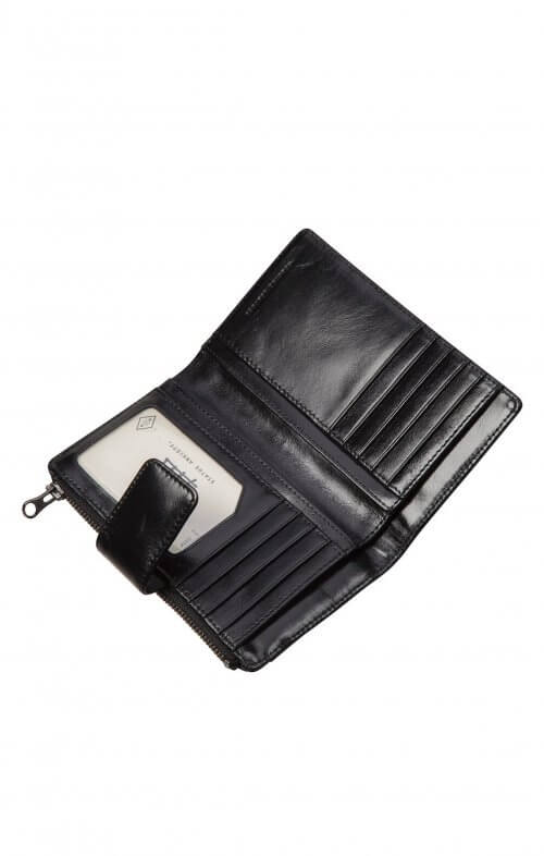 status anxiety outsider wallet black3