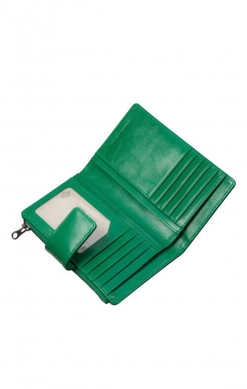 status anxiety outsider wallet emerald3