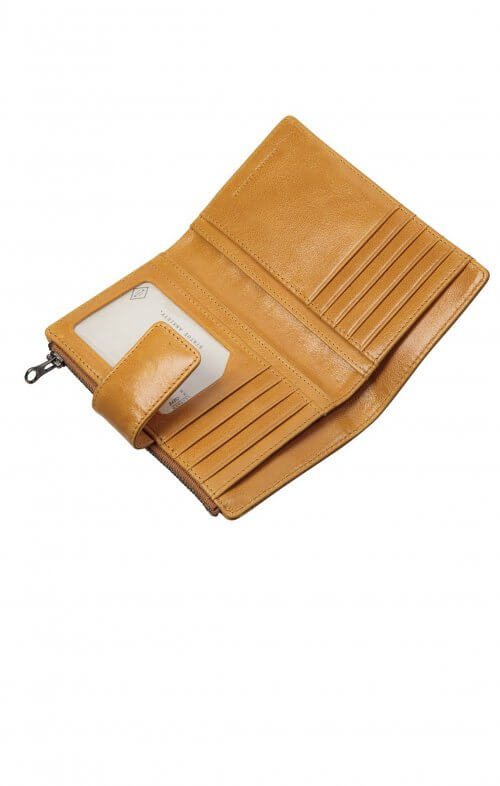status anxiety outsider wallet tan3