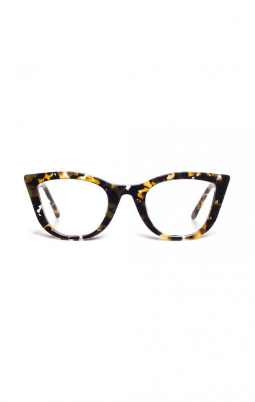 valley ludwig tortoise clear optical glasses