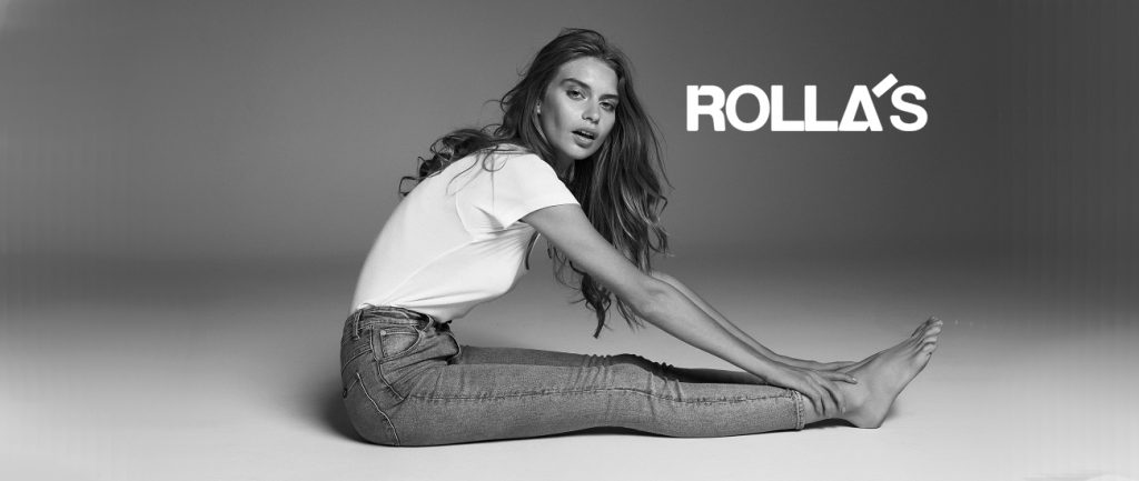 rollas denim jeans