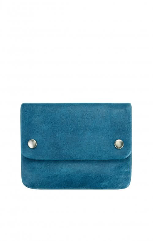 status anxiety norma wallet blue