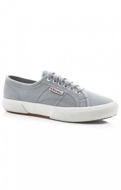 superga cotu classic light grey 2750