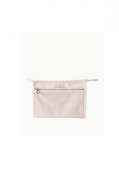 mor cosmetics istanbul toiletry bag pink