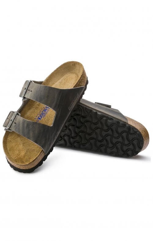 birkenstock arizona iron leather3
