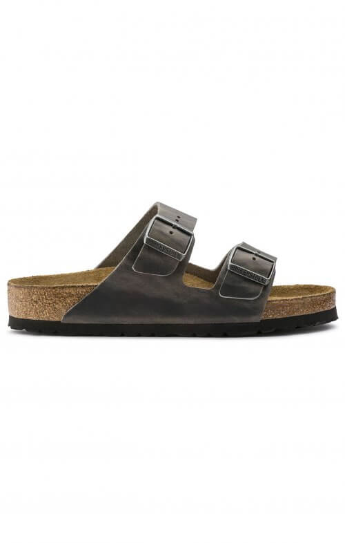birkenstock arizona iron leather4