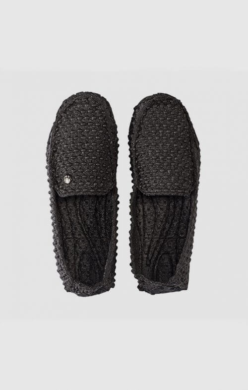 le dd planet loafers black