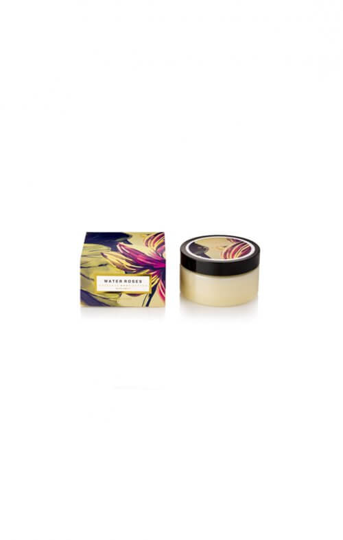 sohum tropicales water roses body butter