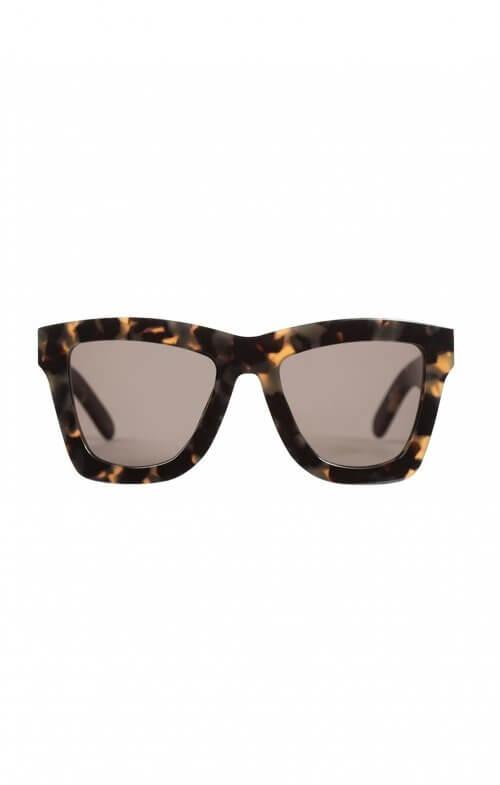 valley db sunglasses indio tortoise black lens