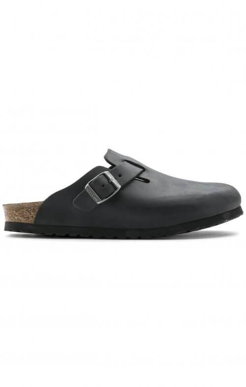 birkenstock boston oiled black5