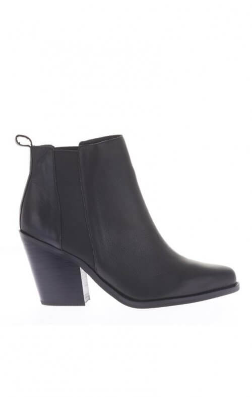 sol sana toni ankle boot black