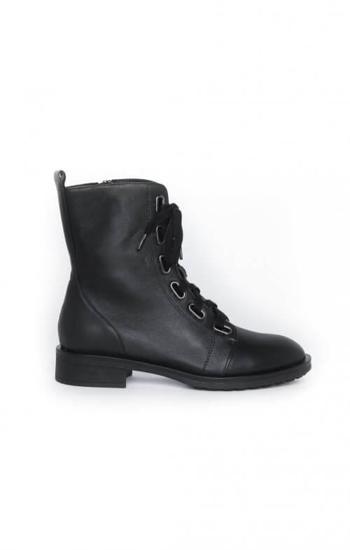 hael and jax milan boots black