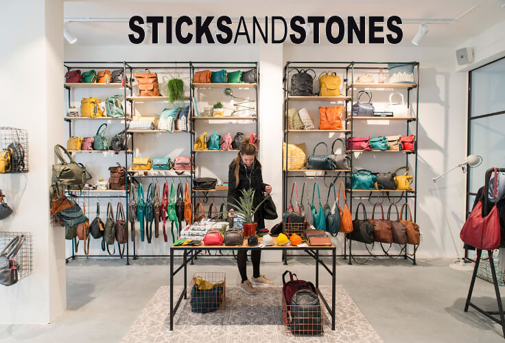sticks and stones bags