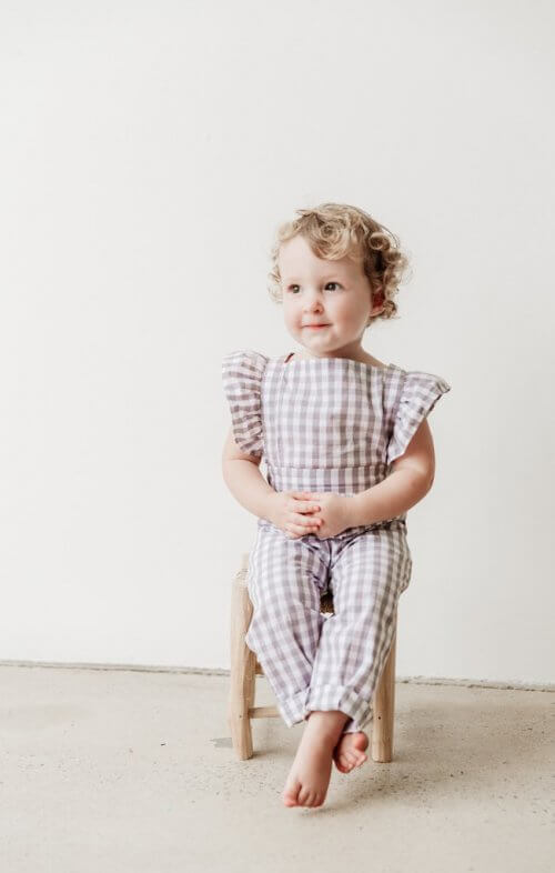 two darlings flutter overalls gingham grey2