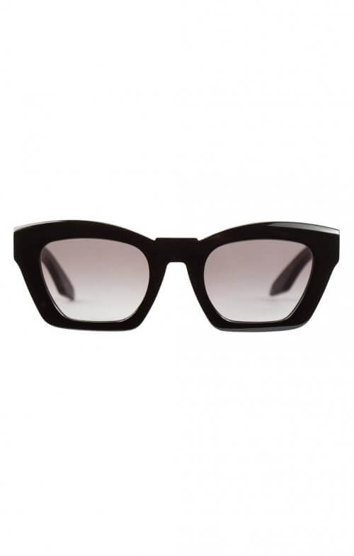 valley anvil sunglasses black gloss