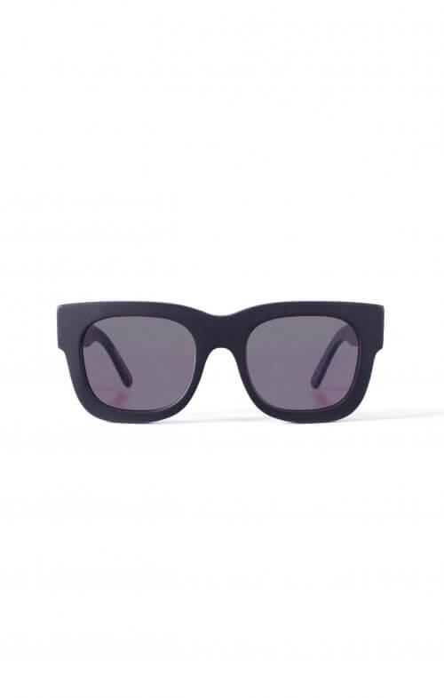 valley eyewear parasitos sunglasses black matte