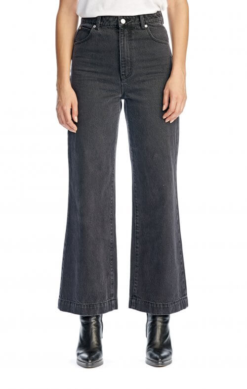 rollas old mate jeans charcoal stone5