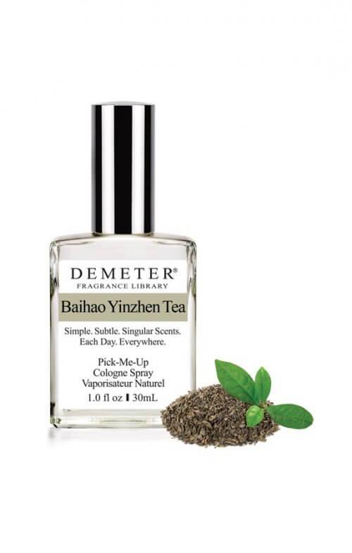 demeter baihao yinzhen tea fragrance