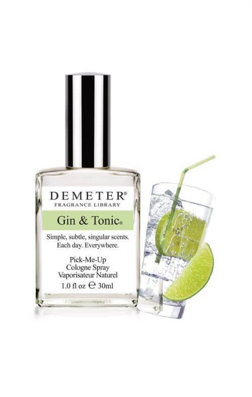 demeter gin and tonic fragrance