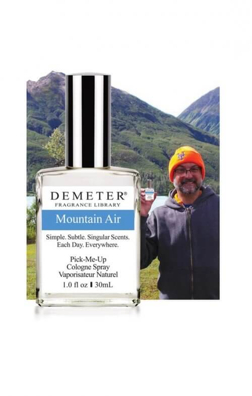 demeter mountain air fragrance