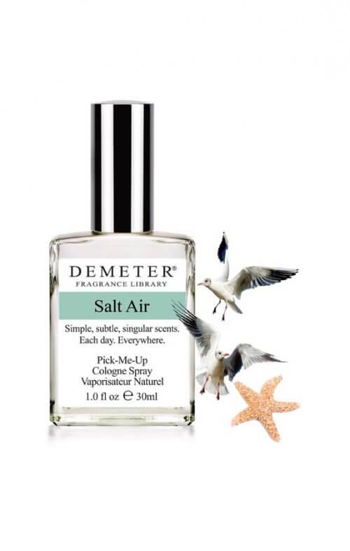 demeter salt air fragrance