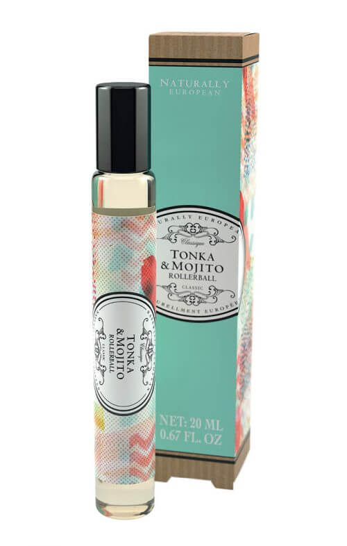 naturally european tonka mojito roller perfume