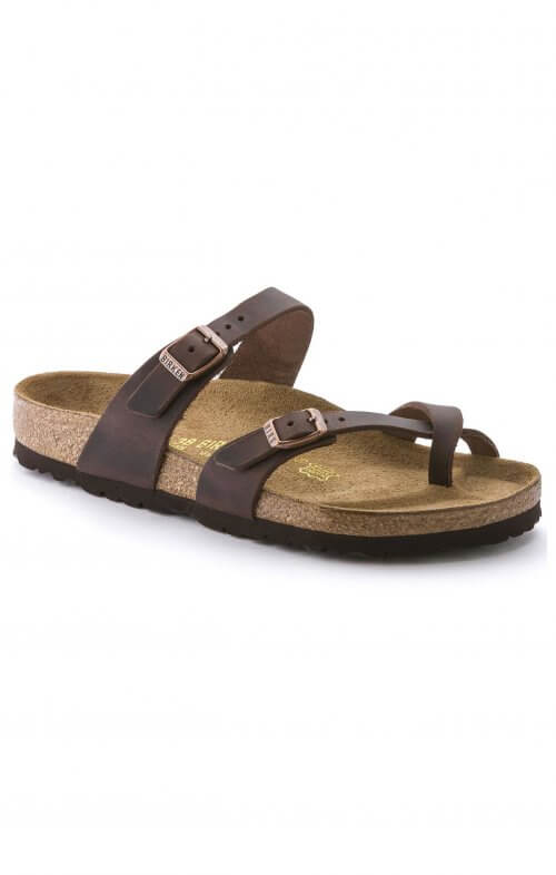 birkenstock mayari habana oiled leather