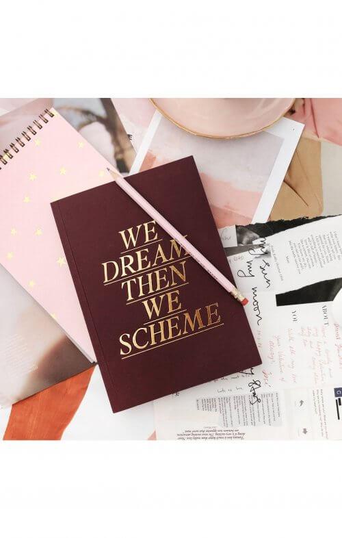 gabrielle celine dream and then we scheme journal