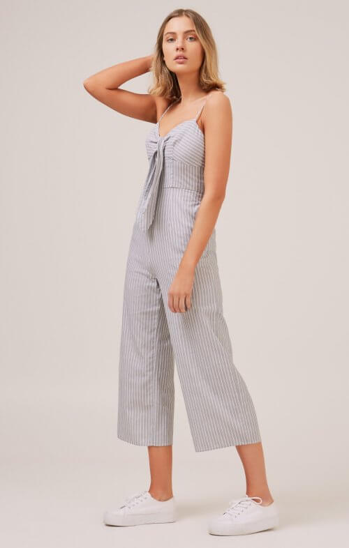 9770786088e2 THE FIFTH LABEL FLORENCE JUMPSUIT LILAC