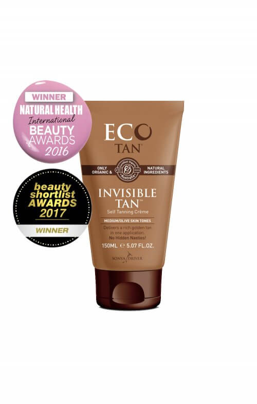 ecotan invisible organic self tan