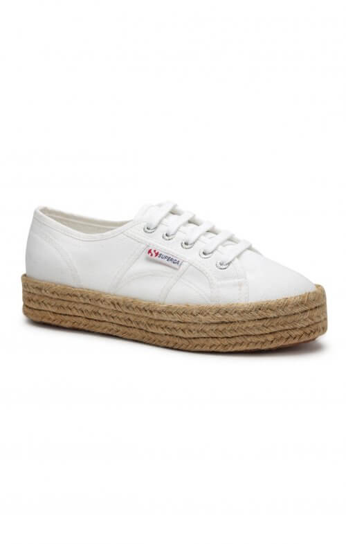 superga 2730 cotu rope white