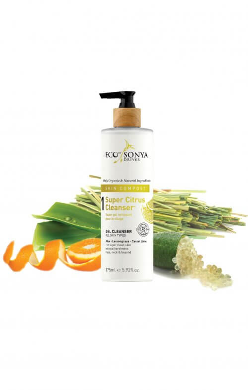 eco tan super citrus cleanser organic