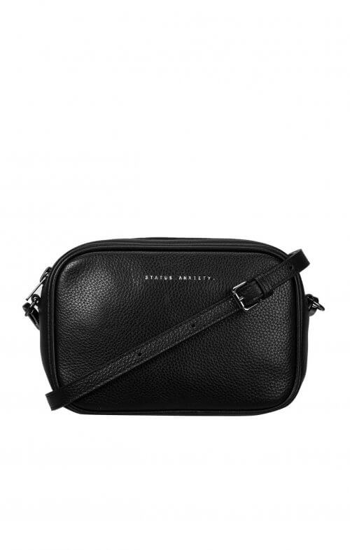 status anxiety plunder bag black