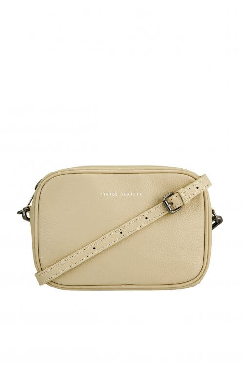 status anxiety plunder bag nude