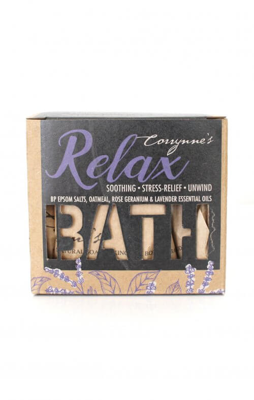 corrynnes bath salts relax