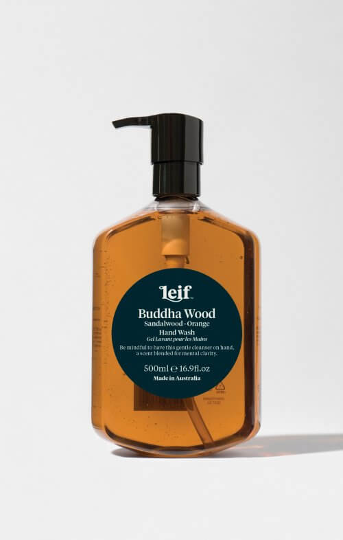 leif buddha wood hand wash 500ml