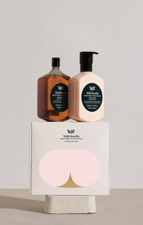 leif wild rosella body double gift pack