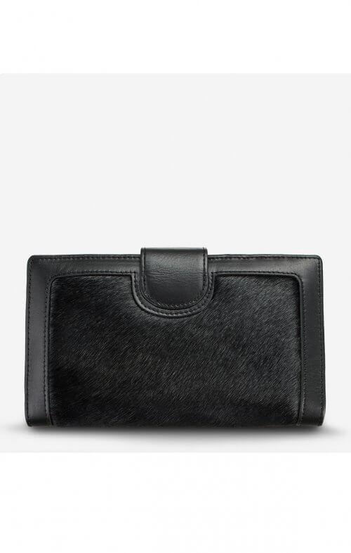 status anxiety doris wallet black